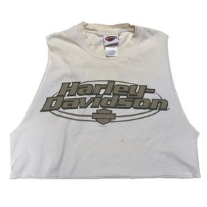 4846ca8a3a79f6 Harley-Davidson Tops - Harley Davidson Tulsa Oklahoma Tank Top Crop Top